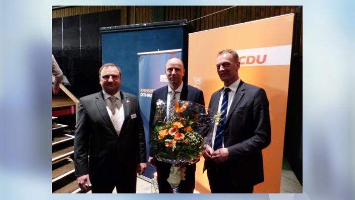 Herzlichen Glückwunsch Andreas Hein